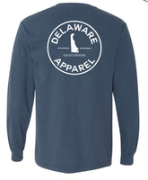 Midnight Blue Long Sleeve (Comfort Colors)