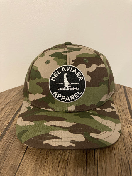 Camo Embroidered Logo ***NEW***