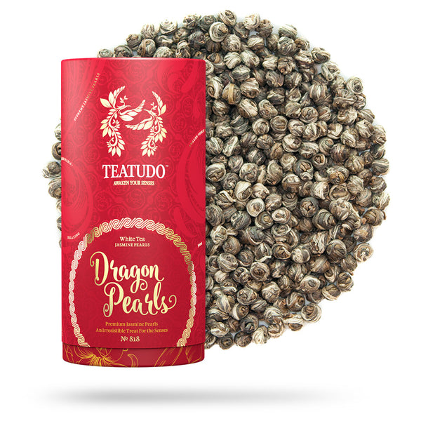 Dragon Pearls - White Tea - Teatudo Premium Teas