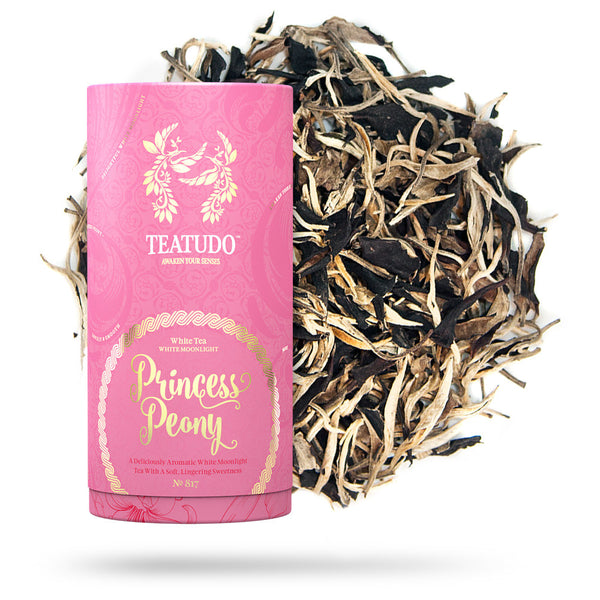Princess Peony - White Tea - Teatudo Premium Teas