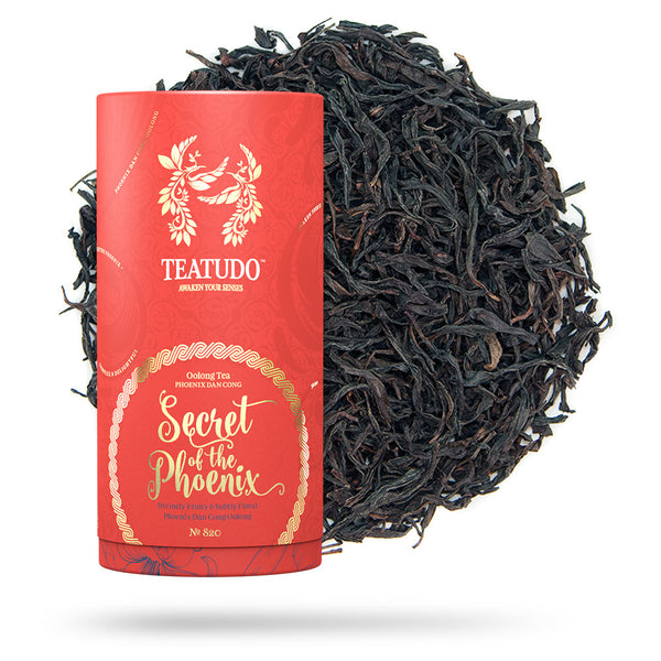 Secret of the Phoenix - Oolong Tea - Teatudo Premium Teas