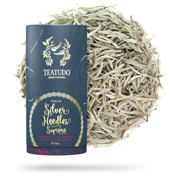 Silver Needles Supreme - White Tea - Teatudo Premium Teas