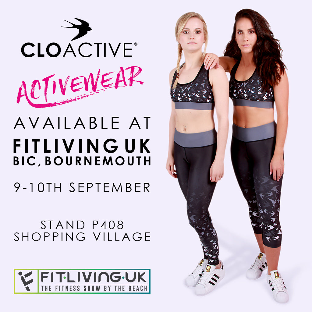 FitLiving UK Fitness Show, Bournemouth