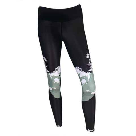 UPTOWN FUNK PERFORMANCE LEGGINGS - LIMITED EDITION