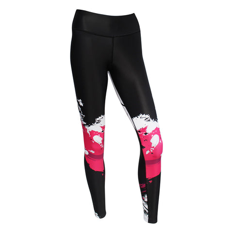 UPTOWN PUNK PERFORMANCE LEGGINGS