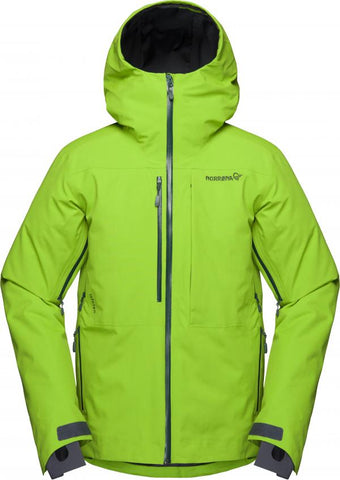 Lofoten Gore-tex insulated Jacket groen