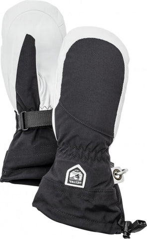 Heli Ski Female Mitten Black