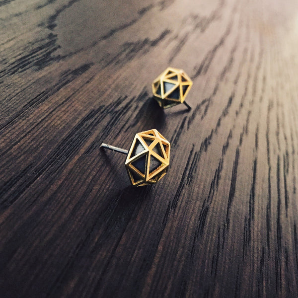 Hedra Cage Earrings
