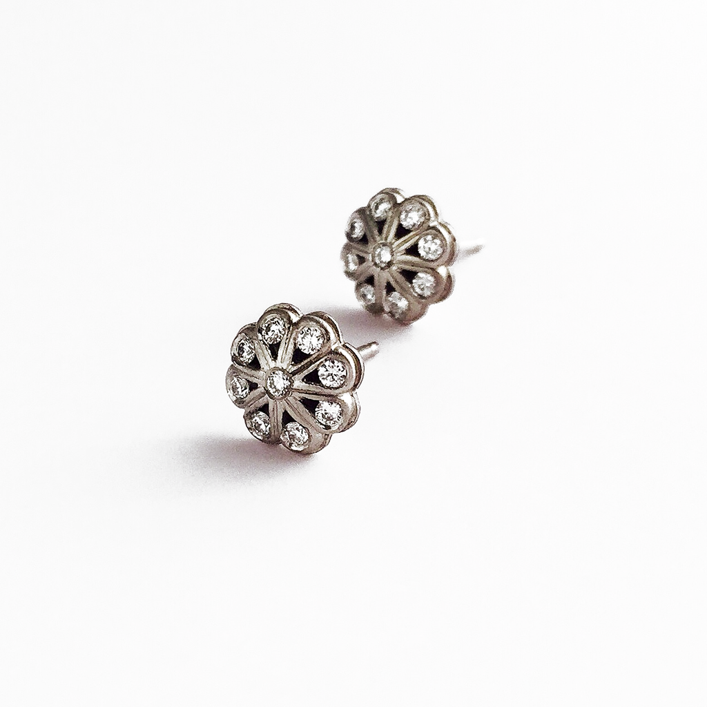 Meiji Stud Earrings