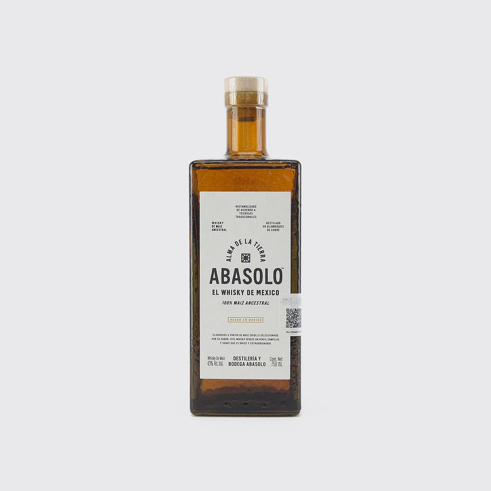 ABASOLO WHISKEY 750 ML