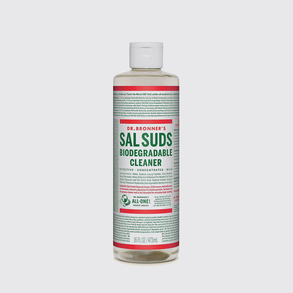 DR. BRONNER'S MULTIUSOS SAL SUDS