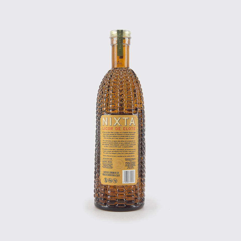 NIXTA LICOR DE ELOTE 750 ML