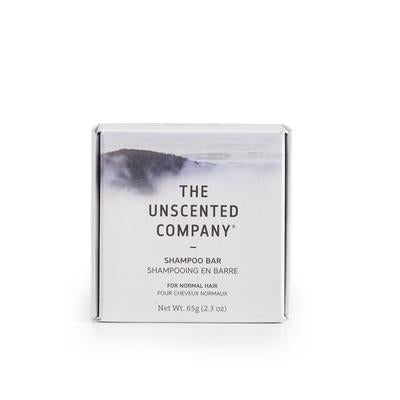 Shampooing / revitalisant en Barre - The Unscented Company