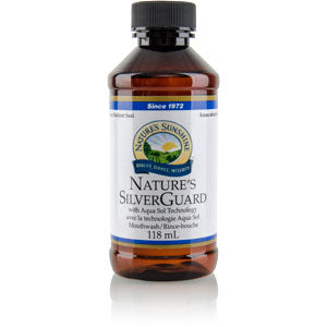 Nature's Sunshine-SilverGuard Rince-Bouche 118 ml