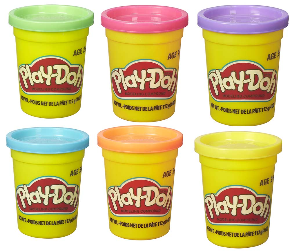 Play-Doh Pot de 4oz