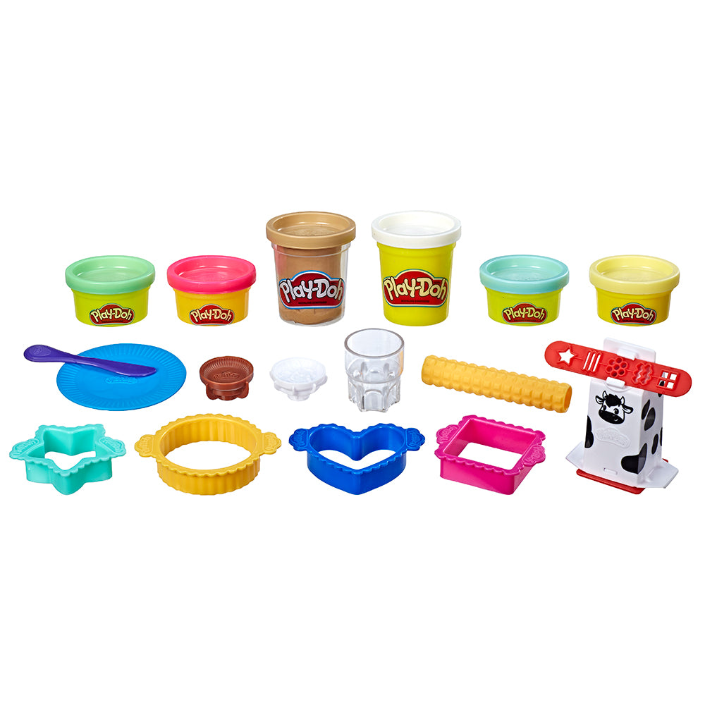 Play-Doh Ensemble cuisine assortis