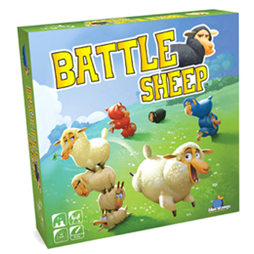 Battle sheep - Djeco