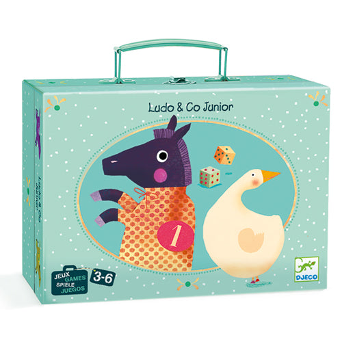 Ludo & Co Junior -Djeco