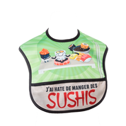 Bavoir Best-Ever Bib - Lunch de Bummis