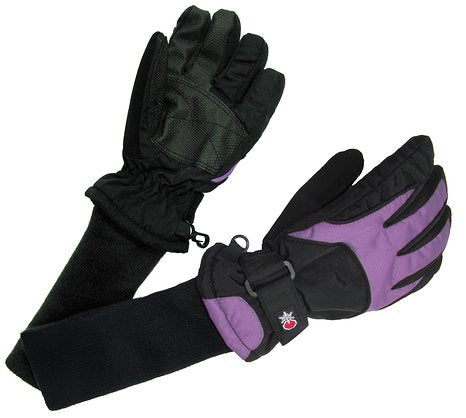 Gants reste-en-place - Snow stoppers