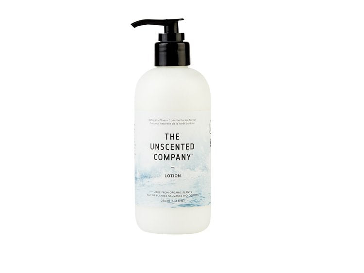 Lotion hydratante - The unscented company