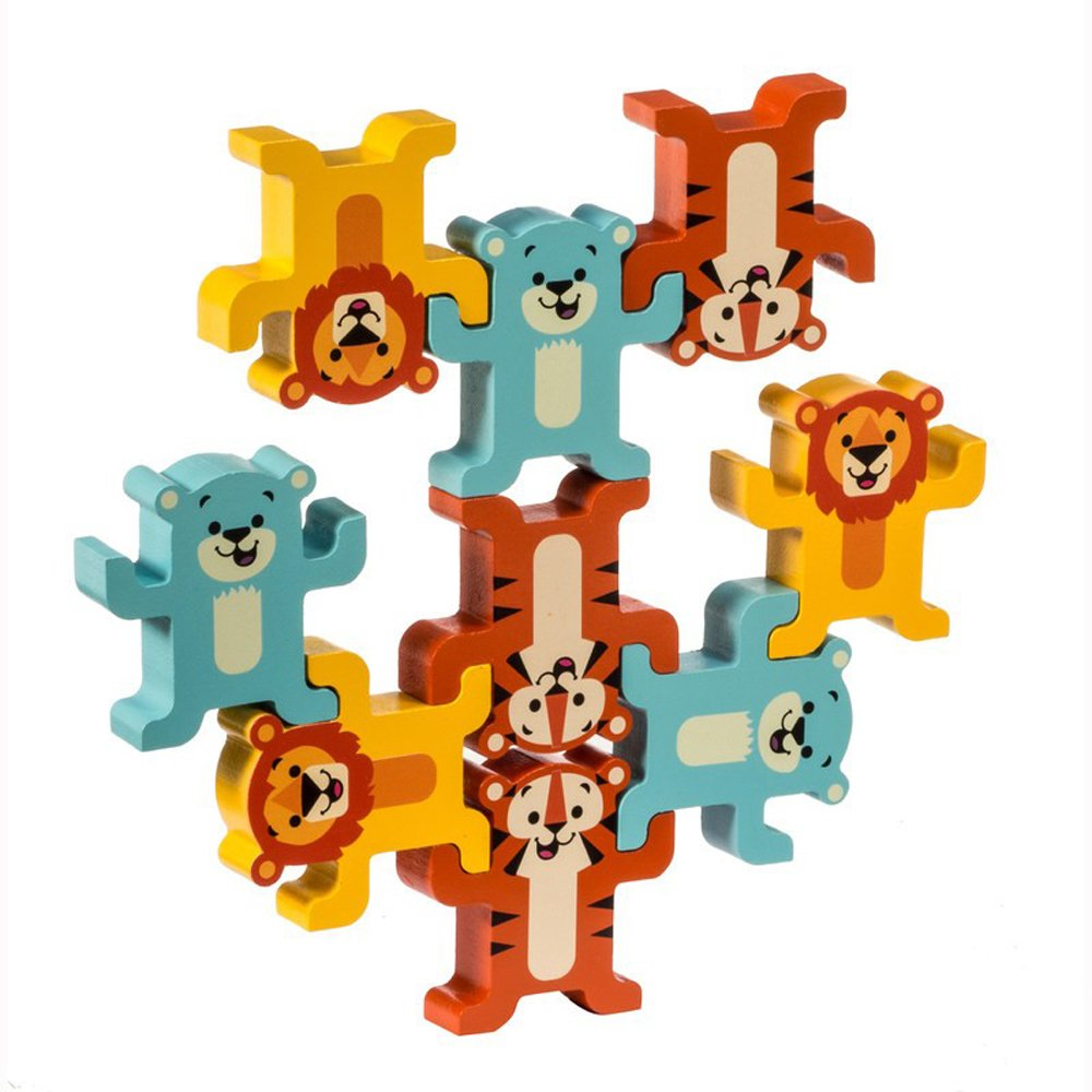 Animal Stacking -Schylling