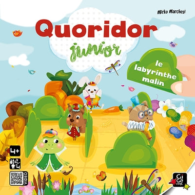 Quoridor junior - Randolph