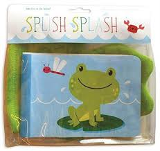 Livre de bain - Splish Splash