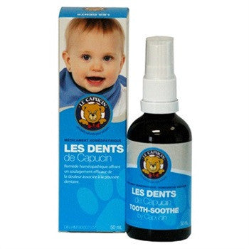 Les dents - 50 ml - Le Capucin