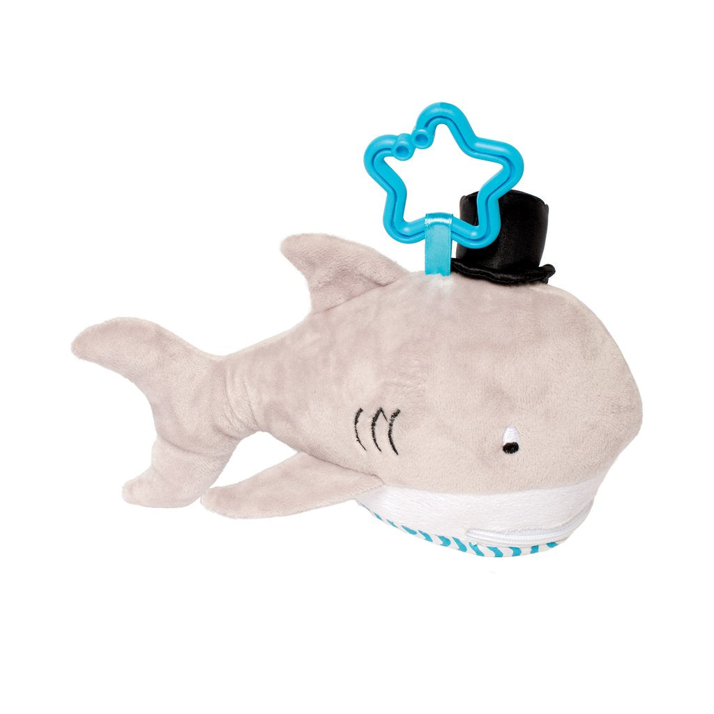 Zip & Play - Shelton le requin - Manhattan Toy
