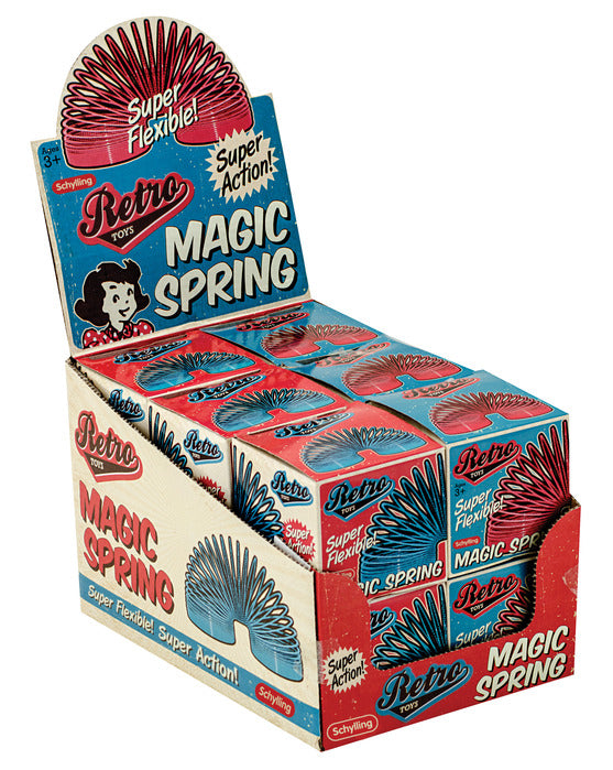 magic spring vintage -Schylling