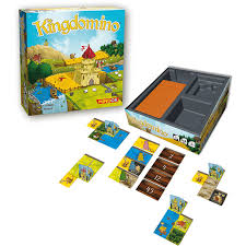 Kingdomino - Blue orange