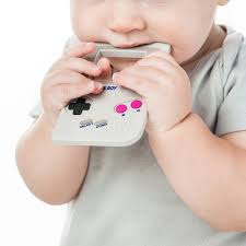Silicone teether - Bumkins
