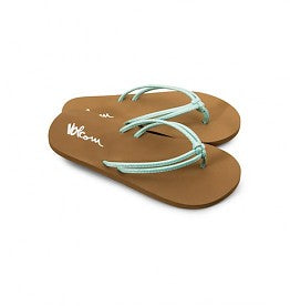 Sandales Forever and ever - Turquoise - Volcom