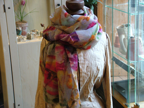 Meadow Wool Scarf
