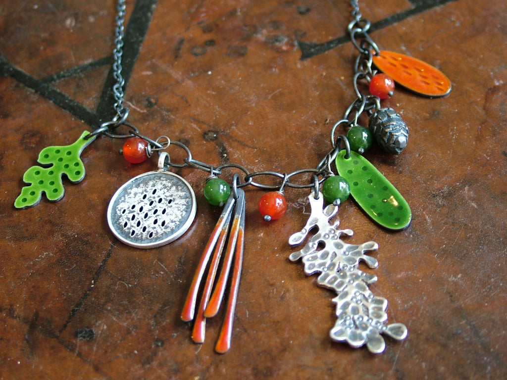 Dark Forest Necklace