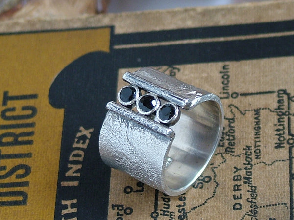 Triple Set Ring