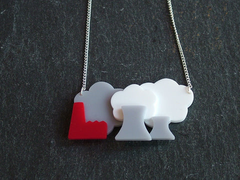 Power Station Necklace