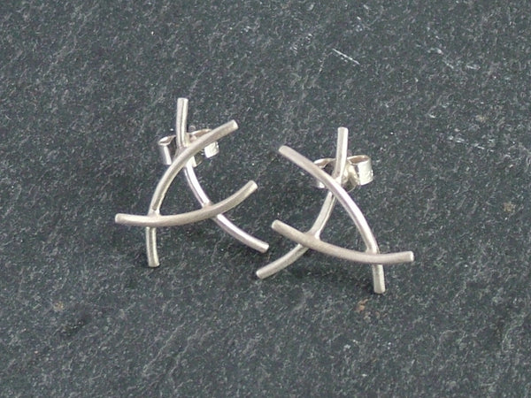 Baby Mangrove Stud Earrings