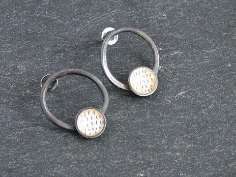Hoop and Dome Studs