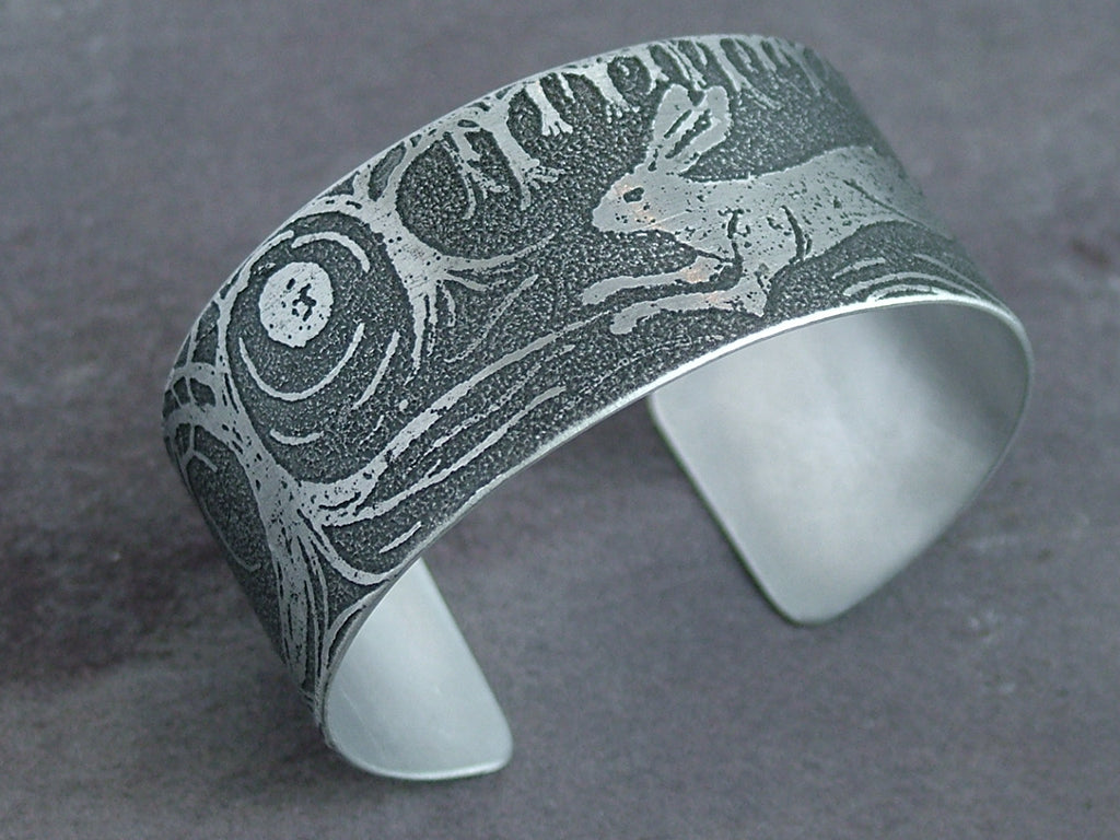 Running Hare Bangle