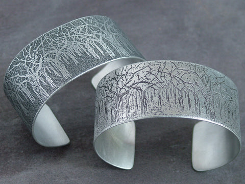 Woodland Trees Bangle