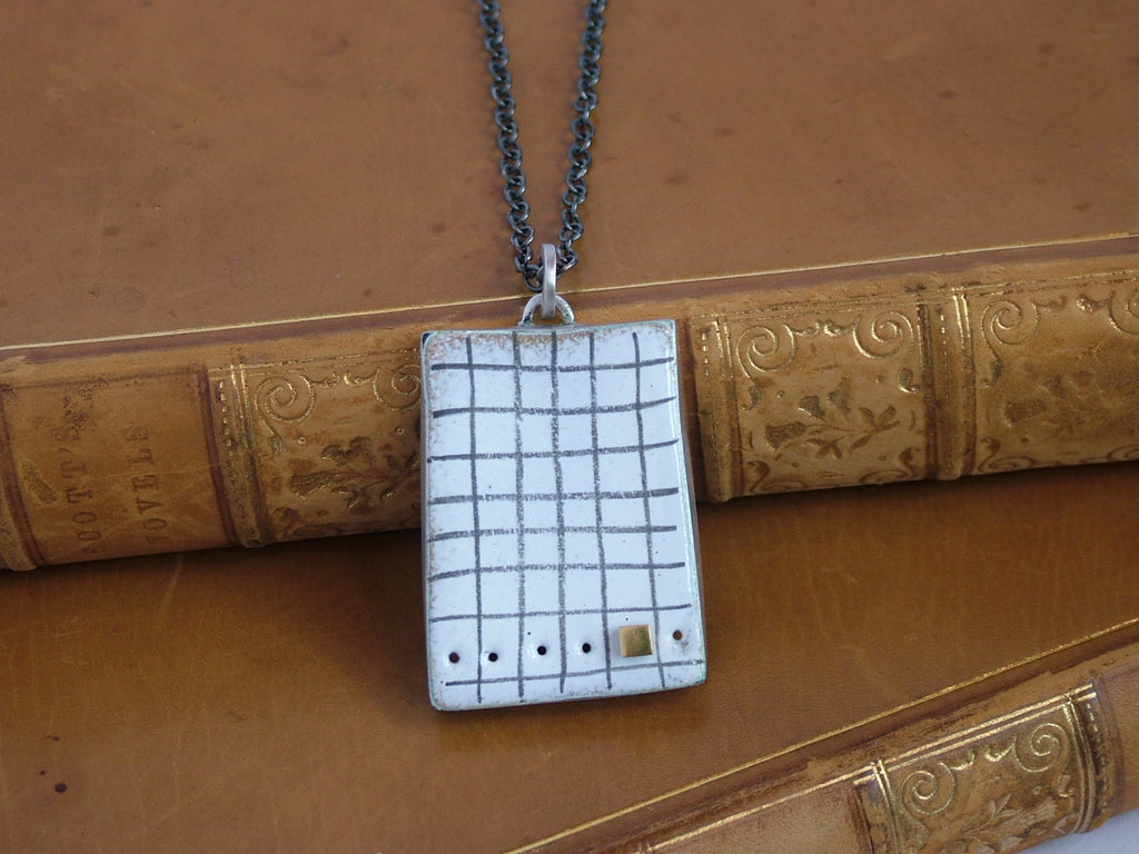 Rectangular Box Pendant