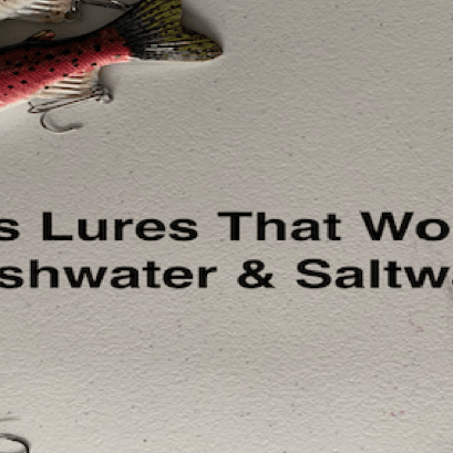 Four Bass Lures That Work In Both Freshwater and Saltwater