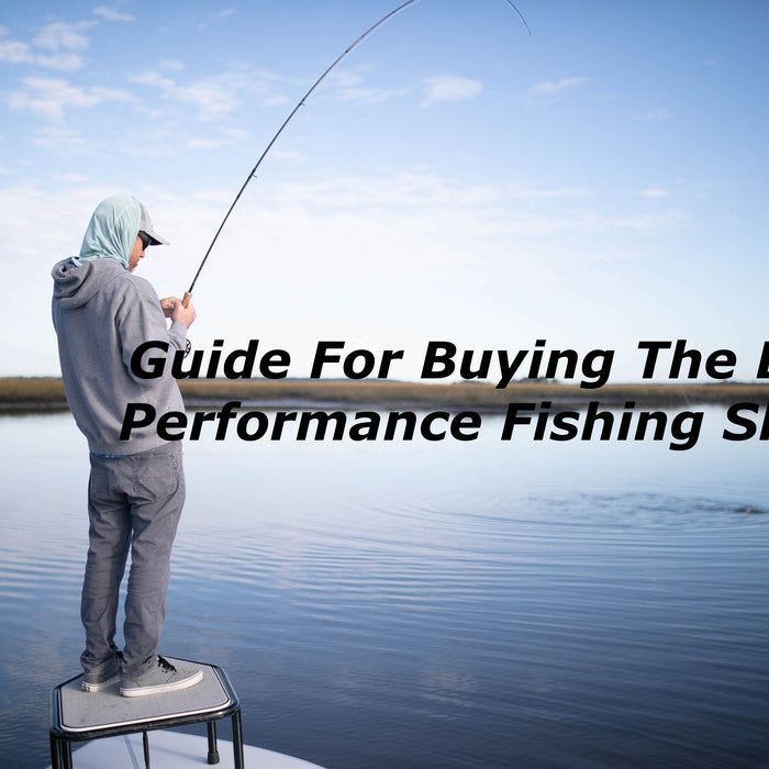 the best performance fishing shirt