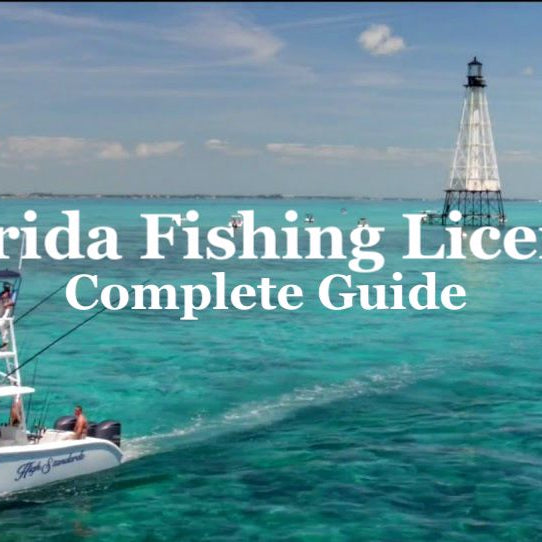 florida fishing license complete guide