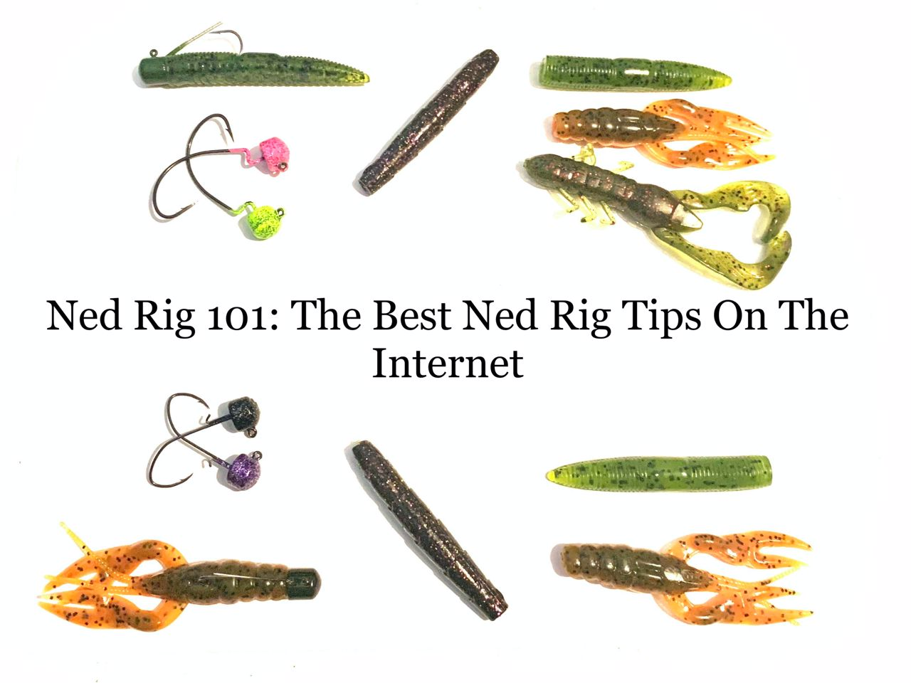 ned rig 101: the best ned rigging tips on the internet