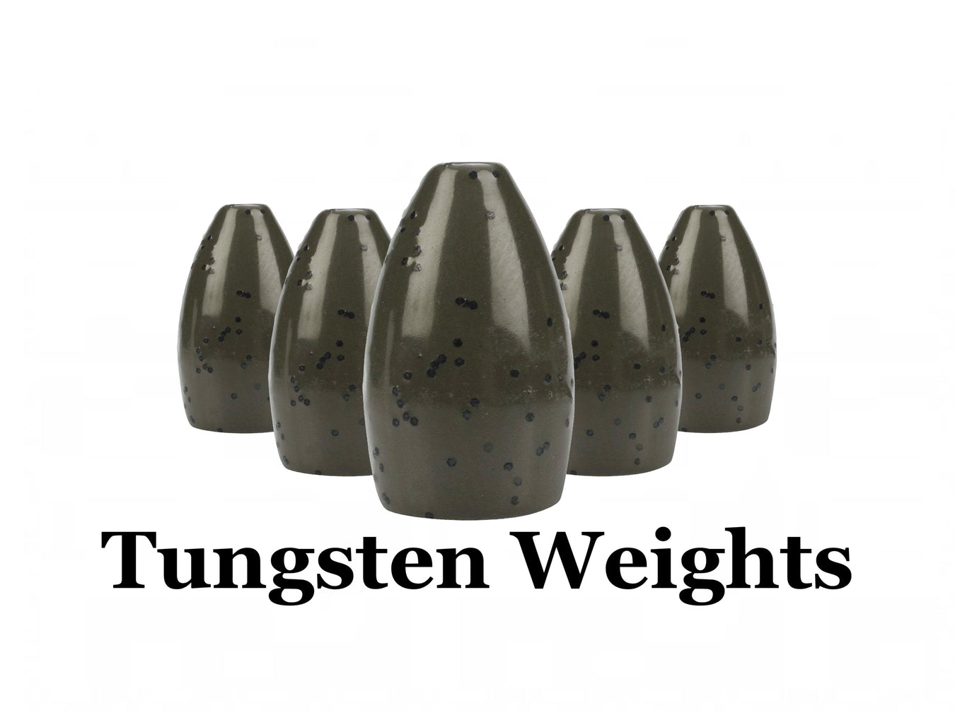 Tungsten Weights | Hunting and Fishing Depot