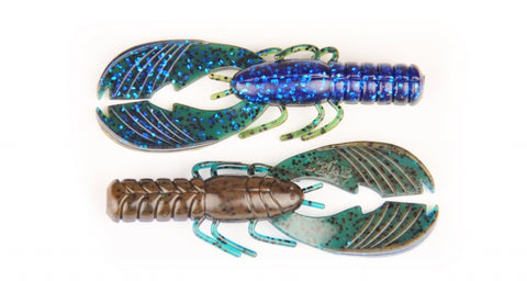 Xzone Lures Muscle Back Craw