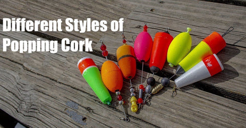 Different Styles Of Popping Corks